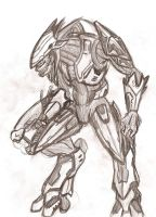 My Halo Avatar by cahook2