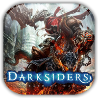 Darksiders Game Icon by Wolfangraul