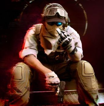 Ghost Recon Future Soldier avatar by supy23