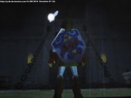The nightmare of Link OOT by CJ-DB