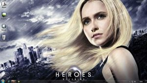Heroes Theme by iDR3AM