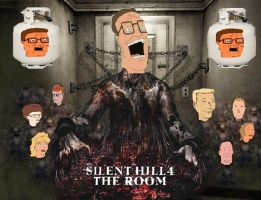 Silent Hank hill 4:The propane by DesuDeath