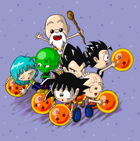 Dragonball Z by Toxic-Eye