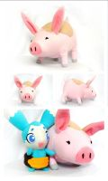Rappig Plush by pookat