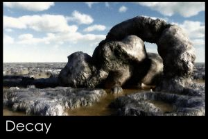 Decay Print by dmaland