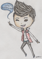 Zayn Says VAS HAPPENIN!? by Nonsensical-Me