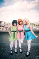We are the Powerpuff Girls by Lolipuff
