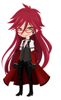 Grell by darkel-angel
