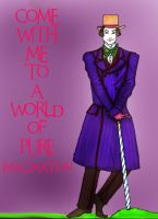 Willy Wonka 3 by Selinelle
