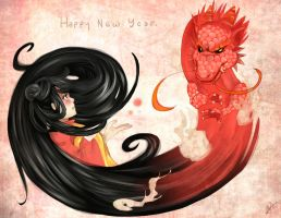 Year of the Dragon by Demonstarr13