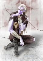 Lotor_Silent_Hill by SiberianCat