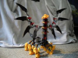 Giratina MOC -altered forme- by TakuaTheAvrahk