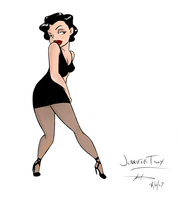 Jennifer Tilly by kestinstewart