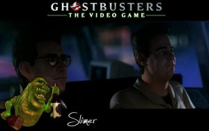 Ghostbusters Wallpaper by MartynTranter