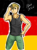 Germany APH ('14) by CorruptedVirus