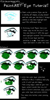 PDN: Animeish Eye Tutorial by ViciousVeggie