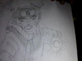 naruto rasengan by t2thea2them