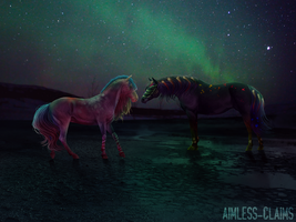 space age love song by aimless-claims