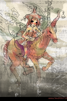 carousel messenger by happyparadise