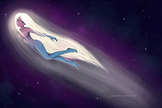 The Comet by Juneau-88