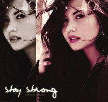 Stay Strong+ by looveit