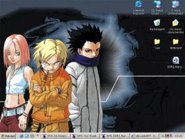 Naruto desktop by viwi