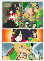 Warring Kingdoms comic 1 WIP by Mad-projectNSFW