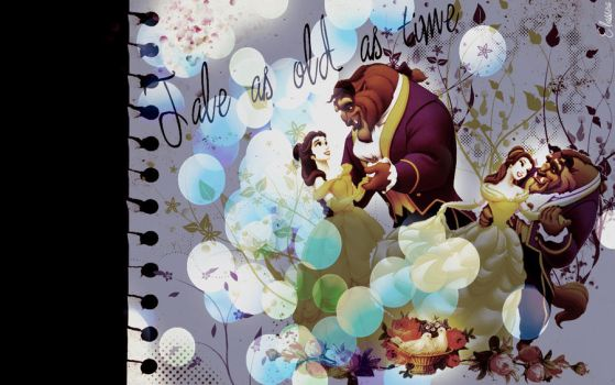 Tale as old as time by the-never-fading