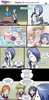 Onlyne Z Chap.4- Not your common rrb team 28 by BiPinkBunny