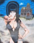 Elvira Beckons You by KW-Scott