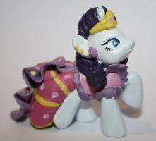 Rarity Gala blind bag custom by Atrensis