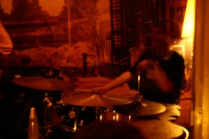 Drummer by shaman-from-serbia