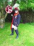 Lavi from D gray man by Acey-kakarot-michael