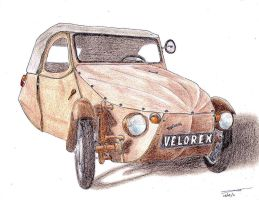 1129 - 1963 Velorex 16-350 by TwistedMethodDan