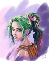 Terra study by Autumn-Sacura