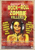 Zombie Killers 2  IDP 02 by RadActPhoto