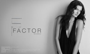 Factor Women Logo and AD by mtucker