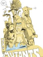 new mutants by royalboiler