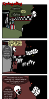Springaling 83: Glutton for Punishment by Negaduck9