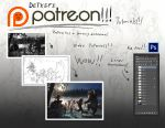 Support me on Patreon! by Detkef