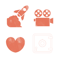 Book Illustrations-Pictograms by TheRyanFord