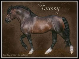 Dumny by luludeviant