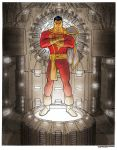 Shazam by johnsonverse
