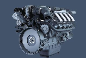 Scania Engine by mohdsyukri83