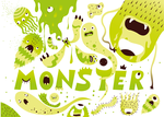 Monster by Aichin
