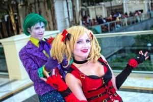 Katsucon 2015 - Jester and Clown(PS) 10 by VideoGameStupid