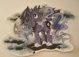 Princess luna by Spirit-woods