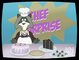 Chef Surprise by KrDoz