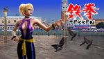 TEKKEN 1 - Nina Williams by Hyde209
