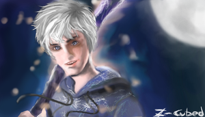 Muro: Jack Frost by Z-cubed